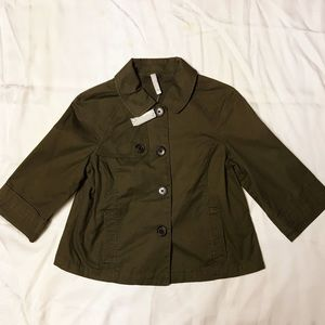 🆕 Old Navy Button Front Jacket